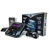 Console Mega Game 2 Controles Com 246 Jogos