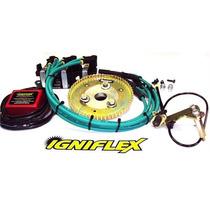 Kit Distribuidor Eletronico Igniflex Motor Opala 6cc 4.1