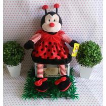 Boneca Joaninha De Pelúcia 50 Cm
