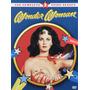 Dvd A Mulher Maravilha - Série Completa E Dublada