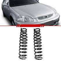 Par Molas Dianteira Honda Civic 2000 99 98 97 Ex Lx Com Ar