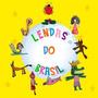 Cd Lendas Do Brasil Da Banda Contação Da Rua - Arquivo Digit