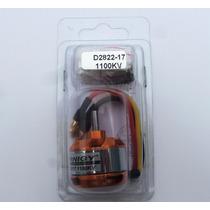 Motor Brushless Turnigy D2822/17 1100kv