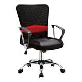 Cadeira De Escritório Pelegrin 502 Preta