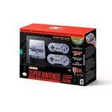 Super Nintendo Classic Americano Edition Novo Lacrado