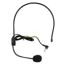 Microfone Headset Auricular De Cabeça