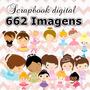 Scrapbook Arte Digital Bailarinas - 662 Imagens Do Tema