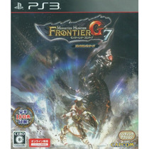 Monster Hunter Frontier G7 Premium Package Ps3