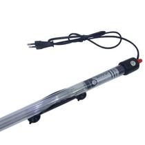 Aquecedor Para Aquário Com Termostato Boyu Ht-870 75w 110v