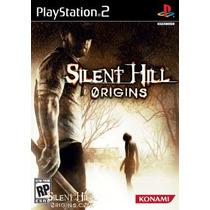 Patch -silent Hill Origins - (ps2) E Pc