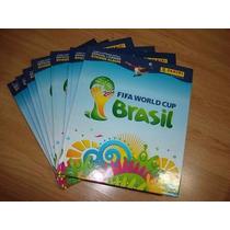 Figurinhas Avulsas 0,20 Centavos Cada Da Copa Do Mundo 2014