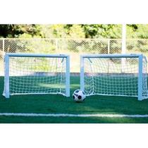 Mini Trave De Futebol Profissional Goool90 (conj Com 02 Und)