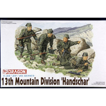Dragon Figuras 13th Mountain Division Handschar