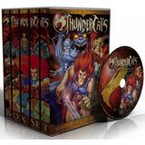Dvd Os Thundercats Clássico - Edição Completa