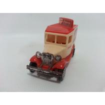 Mini Caminhão Coca Cola Antigo.