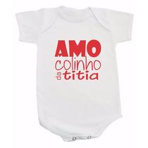 Body Infantil Personalizado - Qualquer Estampa