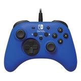 Controle Joystick Hori For Switch Azul
