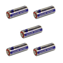 Kit 5 Bateria Pilha Alcalina 23a 12v - Contém 5 Unidades