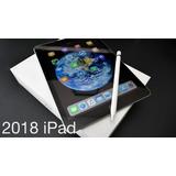Apple Ipad New 128gb Wi-fi 2018 Apple Pencil+nf +película