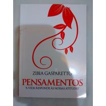 Livro - Pensamentos - Zibia Gasparetto