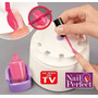 Nail Perfect Aparelho Pintar Unhas Facil E Pratico Manicure