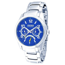 Relógio Magnum Multifunction Ma32630f. Calendário Multifun