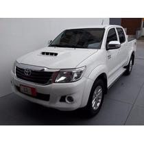 Toyota Hilux Srv 3.0 Td Autm. 4x4 2013