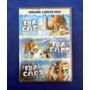 Dvd Trilogia A Era Do Gelo 1, 2 E 3 - Original