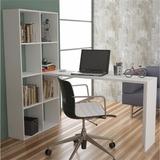 Mesa Para Computador Escrivaninha Be 38 Branco