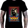 Camiseta Camisa Poster Banda Show Rock Roll The Doors Jim Morrison H37 Original
