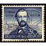 Col 06764 Alemanha 35 Inventor Do Motor A Gás Nikolaus U