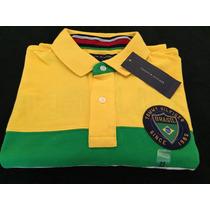 Camisa Polo Tommy - 100% Original - Tamanho: M.