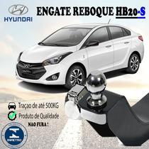 Engatede Reboque Fixohb20s Sedan Hb-20s