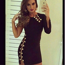 Vestido Nicoly Balhs
