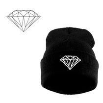 Touca Gorro Diamond Importado Hip Hop Unissex -