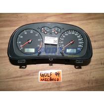 Painel De Instrumentos Volkswagen Golf 99/2000 - Sport Car