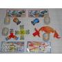 Kinder Ovo Coleção Nova Lote2 Com 4 Surpresas Diferentes