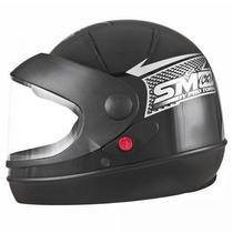 Capacete Moto Fechado Pro Tork Sm Marino Masculino + Brinde