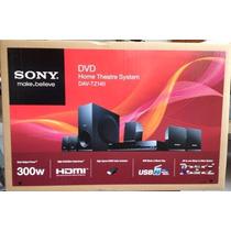 Home Theather Sony Dav Tz 140 5.1 Canais Hdmi E Entrada Usb