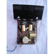 Placa Amplificador Do Receiver Polyvox Pr-1500
