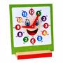Relógio Educativo Empório Mundi Brinquedos Educativos