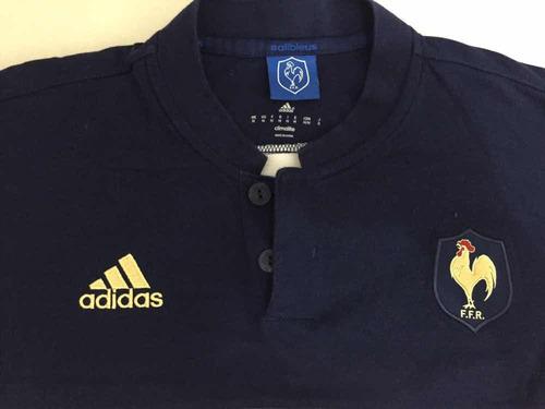 4d3fb4fab Camisa Seleção De Rúgbi - França adidas - Casual Tamanho M