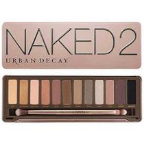 Sombra Naked 2 Palheta 12 Cores Pronta Entrega Pincel Duplo