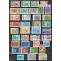 Europa Cept Ano Completo C/36 Selos Mnh Cota  93 Euros 1965