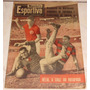 Manchete Esportiva Nº 141 - Ago/1958 - Pelé, Copa Do Mundo