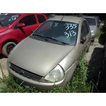 Vidro Porta Lado Direito Ford Ka 98