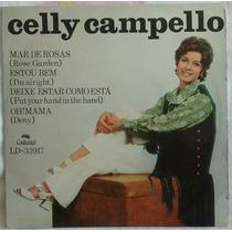 Compacto Duplo Celly Campello Mar De Rosas