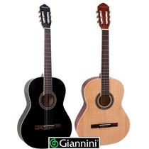 Violão Classico Giannini Gn-15 Acustico Naylon + Nota Fiscal