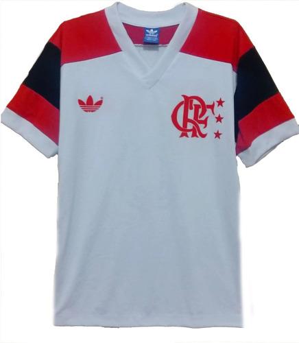 Camisa Flamengo Retrô 1981- Liga Retrô Sports. R  120 00d444b1c6eda