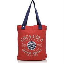 Bolsa Sacola Totebag Coca Cola Unique Original/licenciada